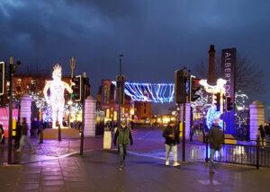 Liverpool Christmas Lights