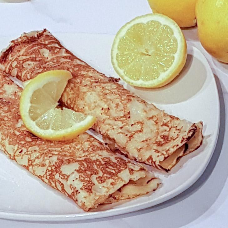 Vegan Pancakes for Pancake Day