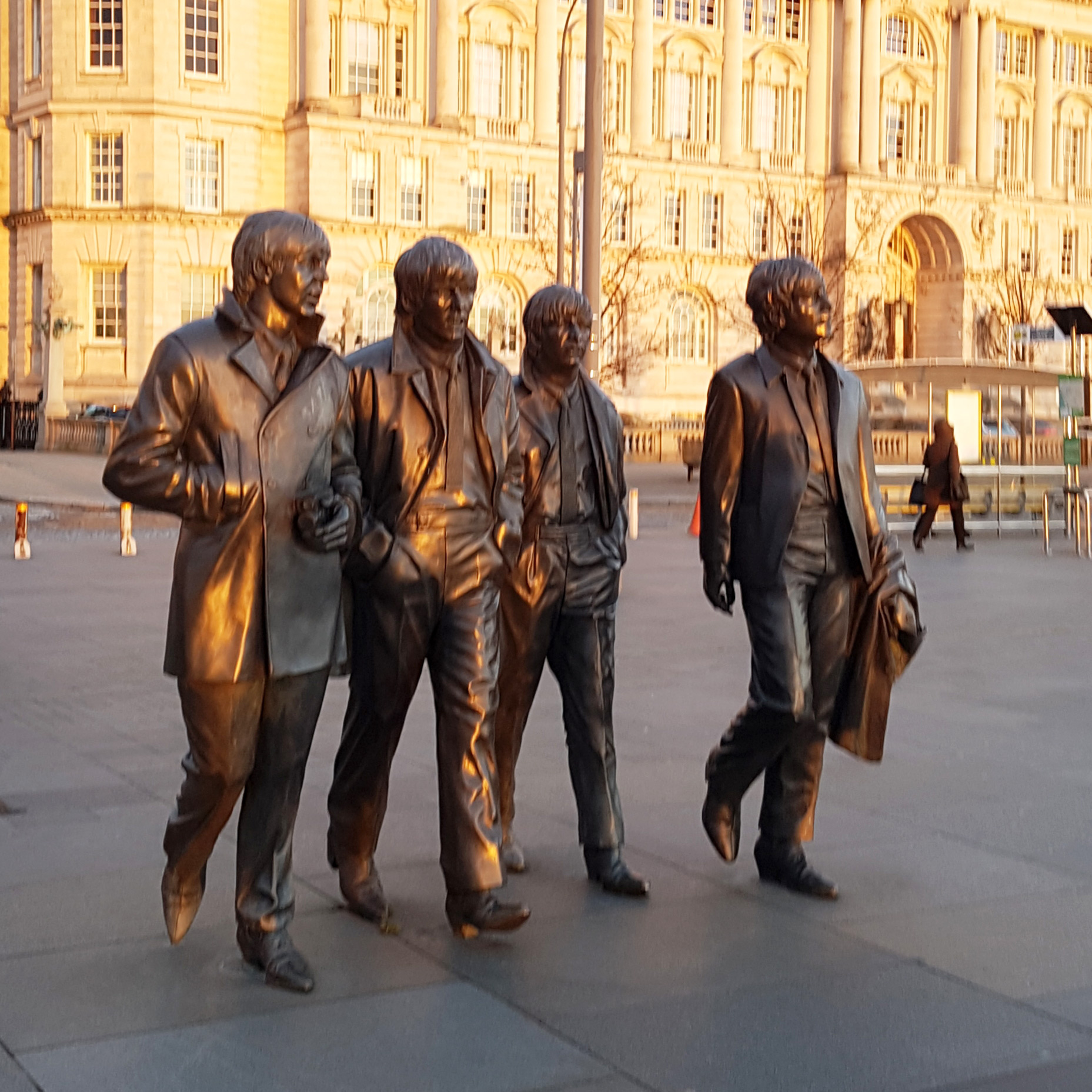 Beatles Statues – A Guide to Fab Four Monuments in Liverpool