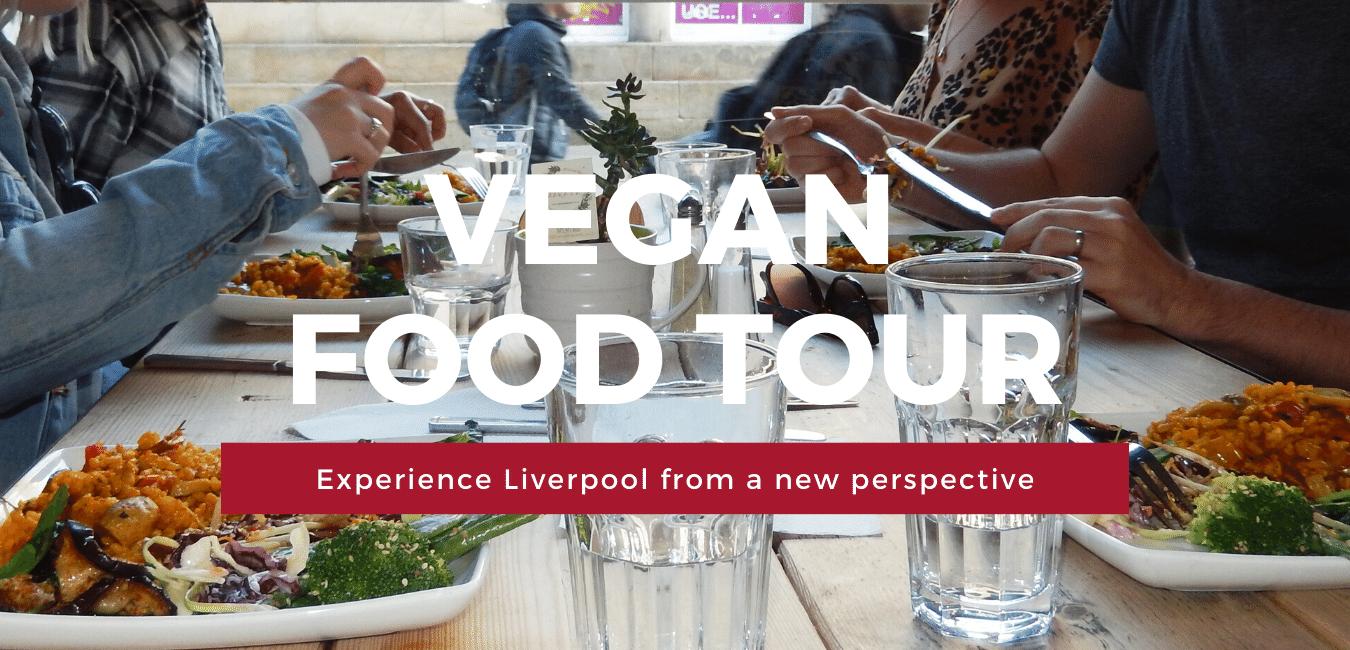 vegan food tour group