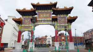 Celebrating Chinese New Year in Liverpool